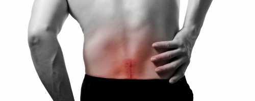 Болит правый бок под ребром сзади