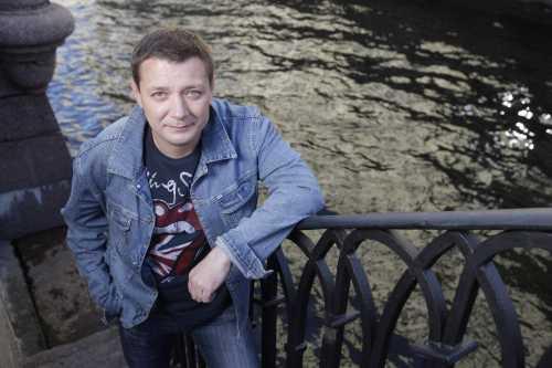 Ян Цапник: Хотелось бы научиться писать книги
