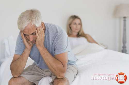 Климакс у мужчин: симптомы, причины, это