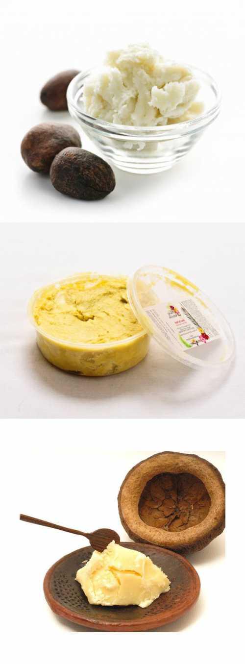 Масло ши и его полезные свойства для лица, тела и