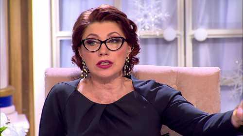 Роза Сябитова попала в больницу