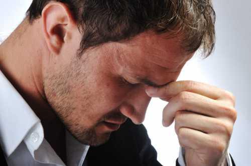 Боль не влияет на возможность мужчин испытывать