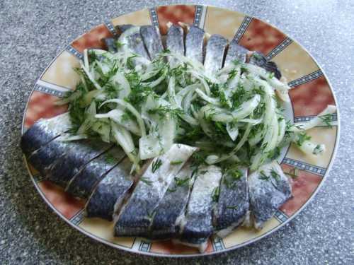 12 Рецептов домашнего посола скумбрий, сельди, кильки и мойвы