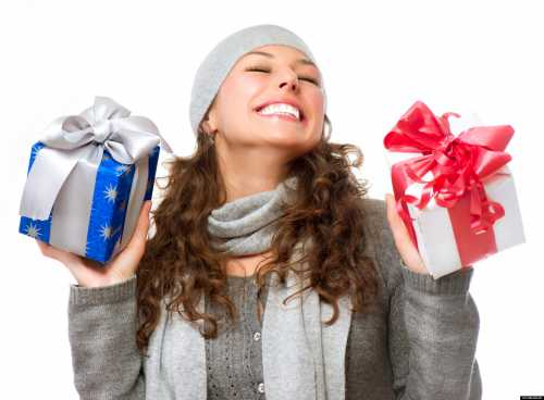 Как выбрать подарок девушке на Новый год