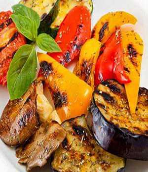 Узнай рецепт копчёных овощей, секреты выбора