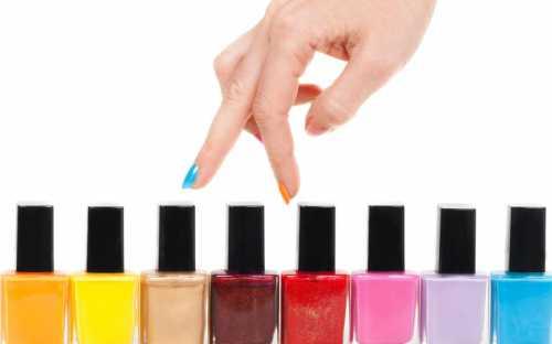 Выбираем лак для ногтей
