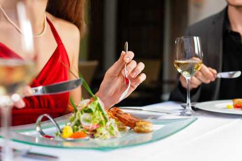 Поведение в ресторане