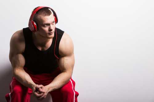 Музыка для тренировок в спортзале