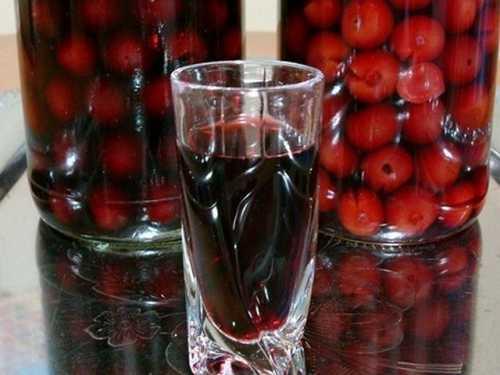 Рецепты домашней настойки вишни на водке, секреты