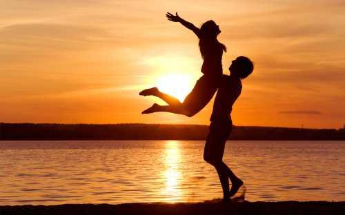 Любовь это счастье