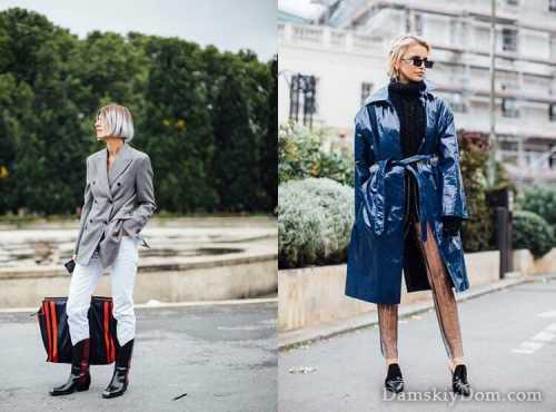 120 модных образов весны 2018 для стильных женщин