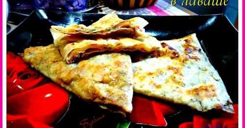 Рецепты хачапури из лаваша, секреты выбора