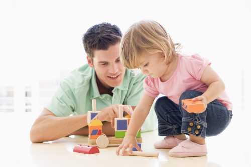 О воспитании детей в возрасте от 1 до 3 лет