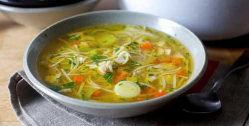 Рецепты куриного супа с картошкой, секреты выбора