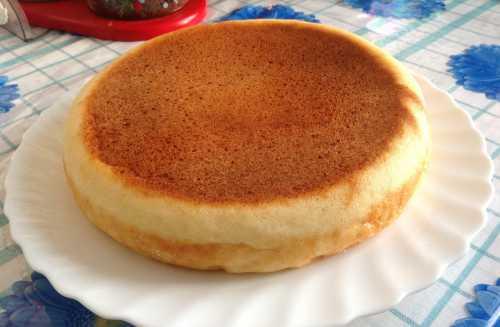 Познавательная кулинария: творожный бисквит Хорошие рецепты творожного бисквита