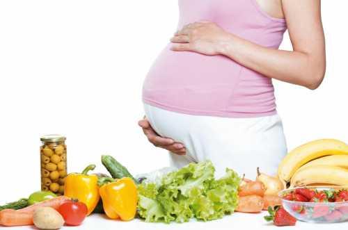 Диетологи рекомендуют беременным и кормящим