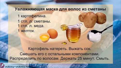 Маски для волос в домашних условиях Лучшие рецепты