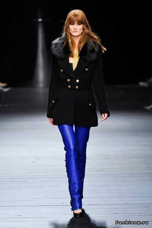 Одеваемся модно: зима 2012